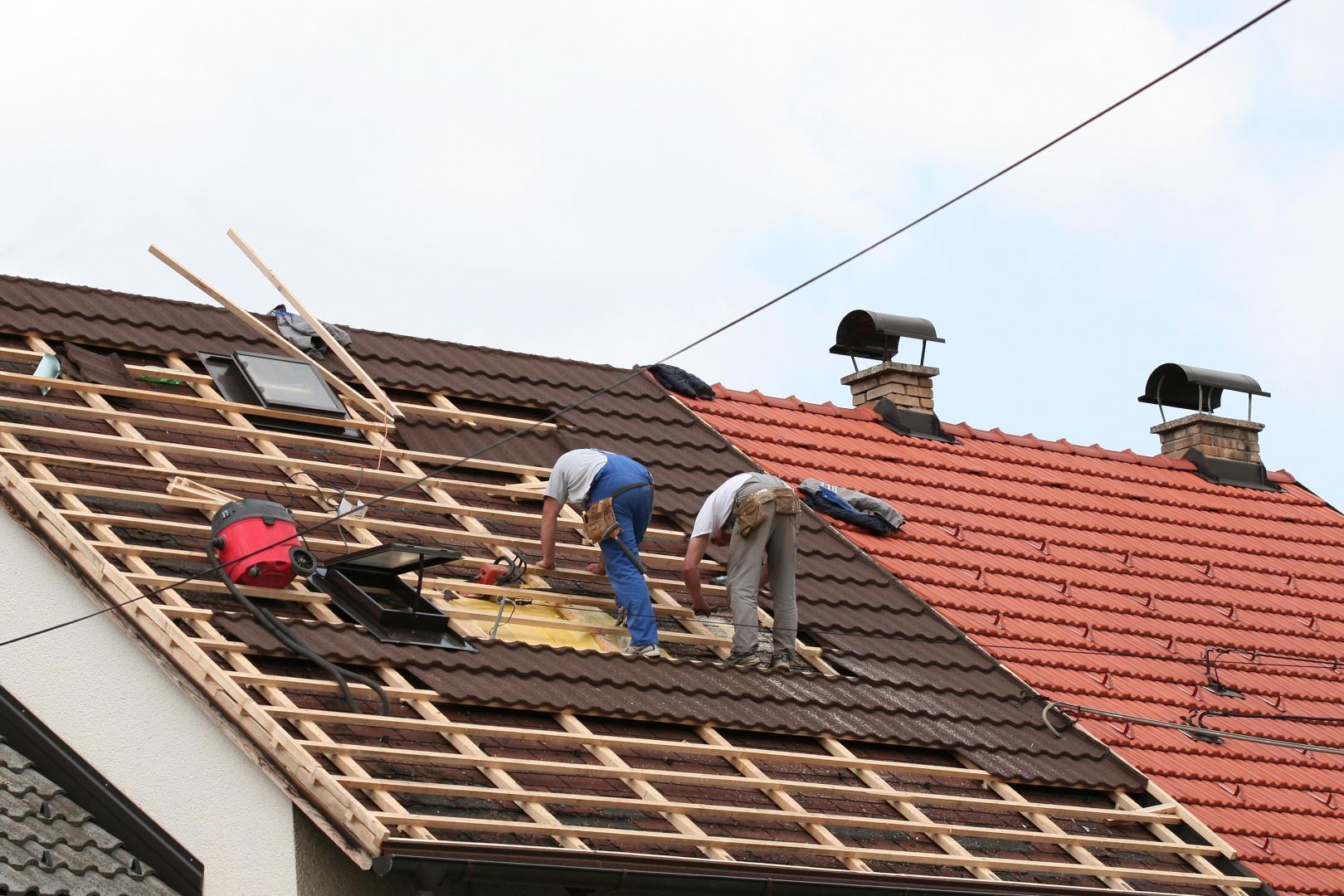 Démoussage de toiture: les points à retenir
